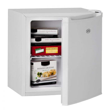 Belling BFZ32WH, A+ Compact Table Top Freezer In White - Please call for our best Price!