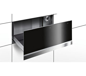 Bosch Serie 8 BID630NS1B Built In Warming Drawer - Brushed Steel