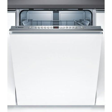 Bosch SMV46GX01E Fully Integrated Standard Dishwasher - Stainless Steel Control Panel - A++ Rated