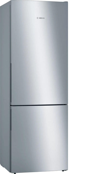 Bosch KGE49AICAG 70/30 Fridge Freezer - Stainless Steel Effect - A+++ Rated