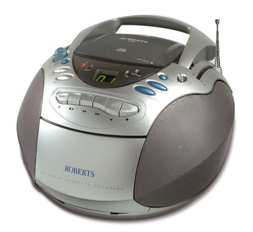 Roberts CD9960 Skylark Radio Cassette & CD Player