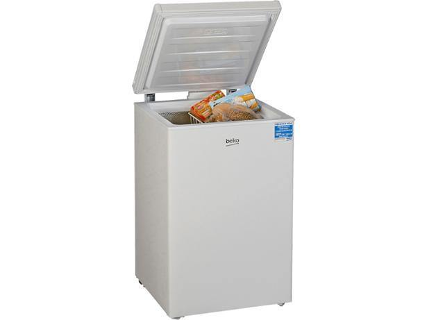 Beko CF374W Chest Freezer - White - A+ Rated