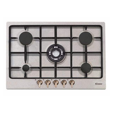 CANDY CPGC75SQPAV  5 burner gas hob