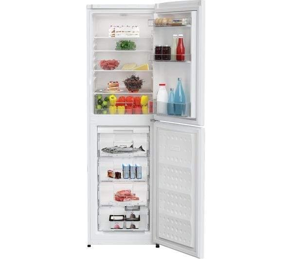Beko CSG1582W 50/50 Fridge Freezer - White