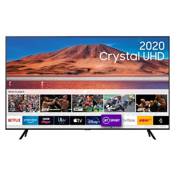 Samsung UE43TU7000 43 inch 4K Ultra HD HDR Smart LED TV (2020)