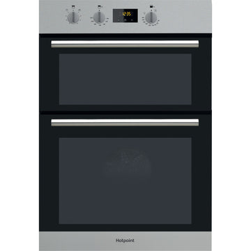 Hotpoint DD2540IX Electric Built-in Double Oven Stainless Steel