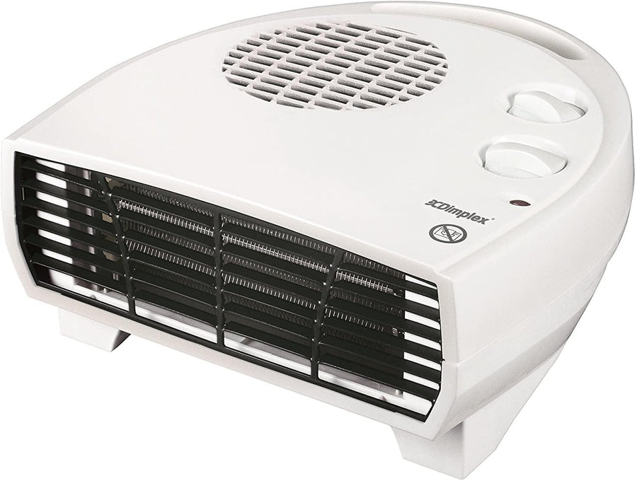 Dimplex DXFF20TSN Fan Heater, 2000 W, White