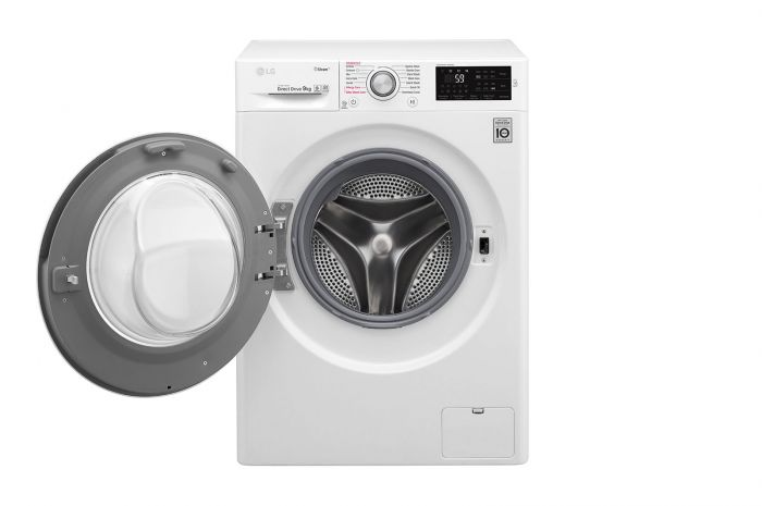 LG F4J609WS Washing Machine in White 1400rpm 9kg A+++ - Free 5yr Warranty