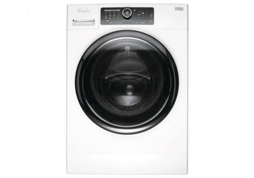Whirlpool FSCR10432 10Kg Washing Machine with 1400 rpm In White