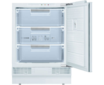 Bosch GUD15A50GB Built-Under Integrated Freezer, A+ Energy Rating, 60cm Wide