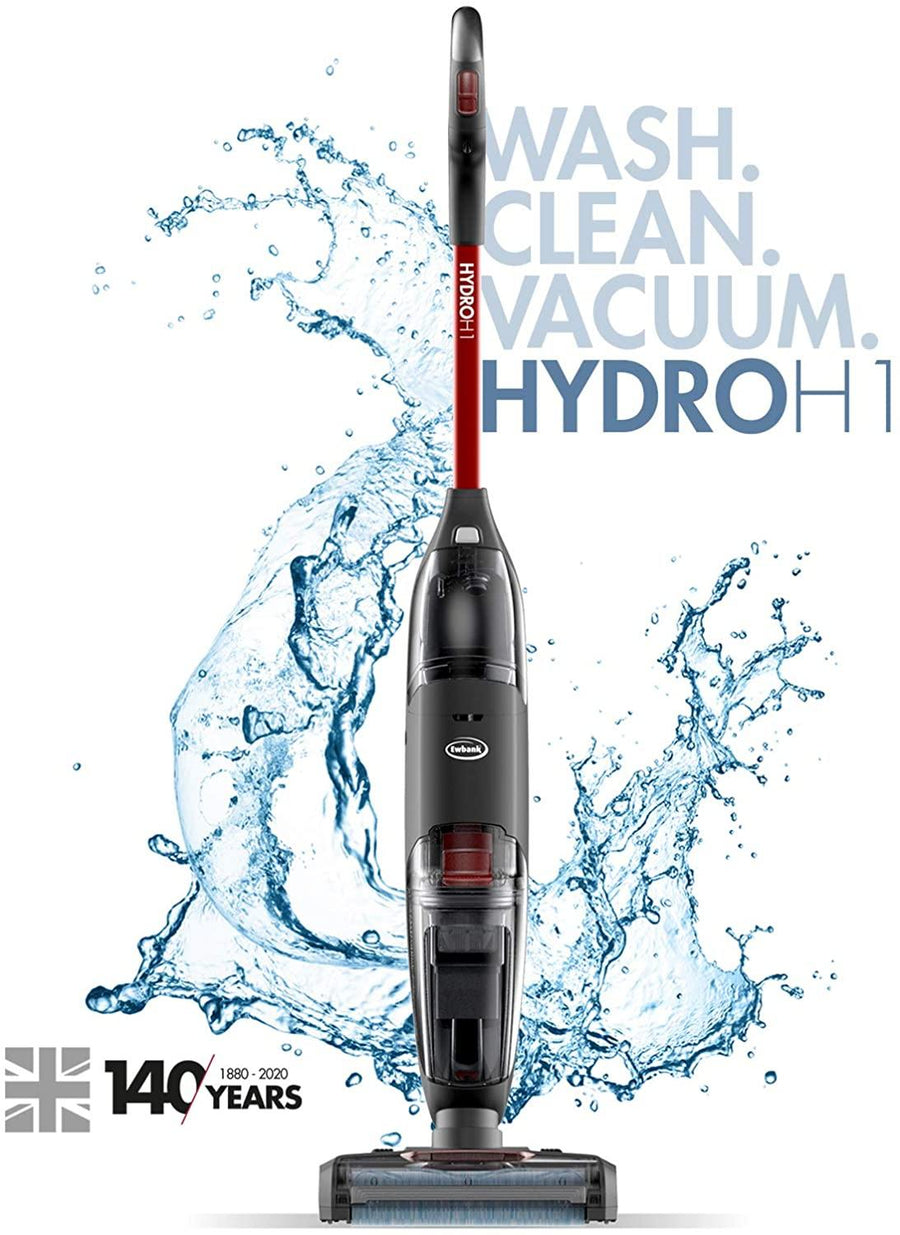 Ewbank EW3060 HYDROH1 2-in-1 Cordless Wet Dry Vacuum Cleaner & Hard Floor Cleaner