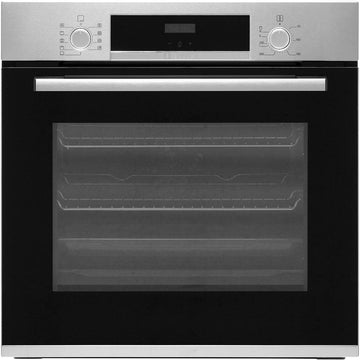Bosch HBS534BS0B Serie 4 Multifunction Electric Built-in Single Oven - Steel