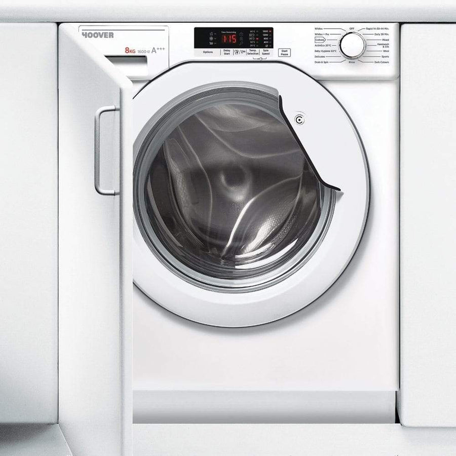 Hoover HBWM914S 9kg Fully Integrated Washing Machine 1400rpm