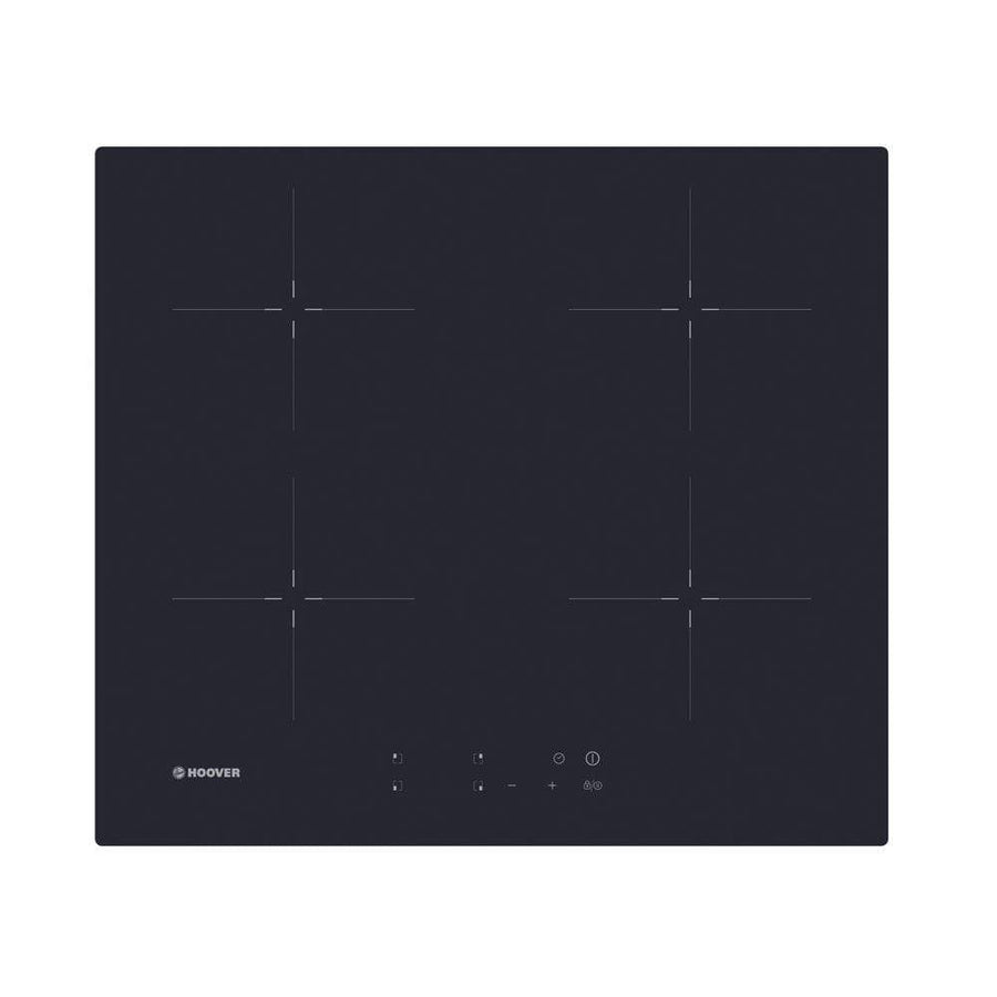 Hoover HI642C 60cm Touch Control Four Zone Induction Hob - Black