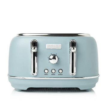 Haden 197245 Highclere Poole Blue 4 Slice Toaster