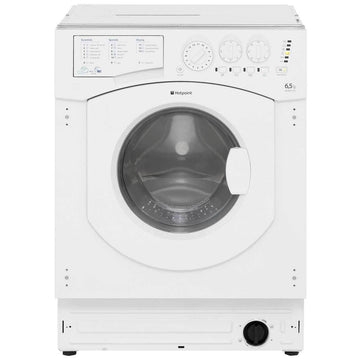 HOTPOINT Aquarius BHWD129 Integrated Washer Dryer