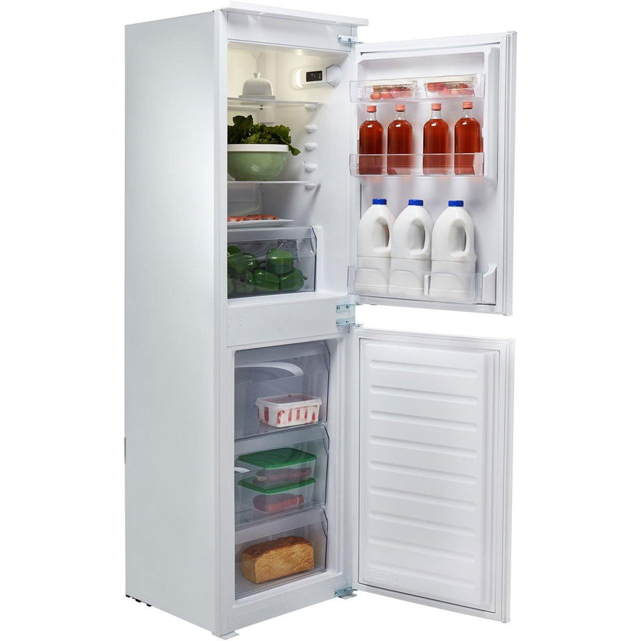 Hotpoint HMCB5050AA Integrated Fridge Freezer 50/50 Split A+ Energy Rating - White