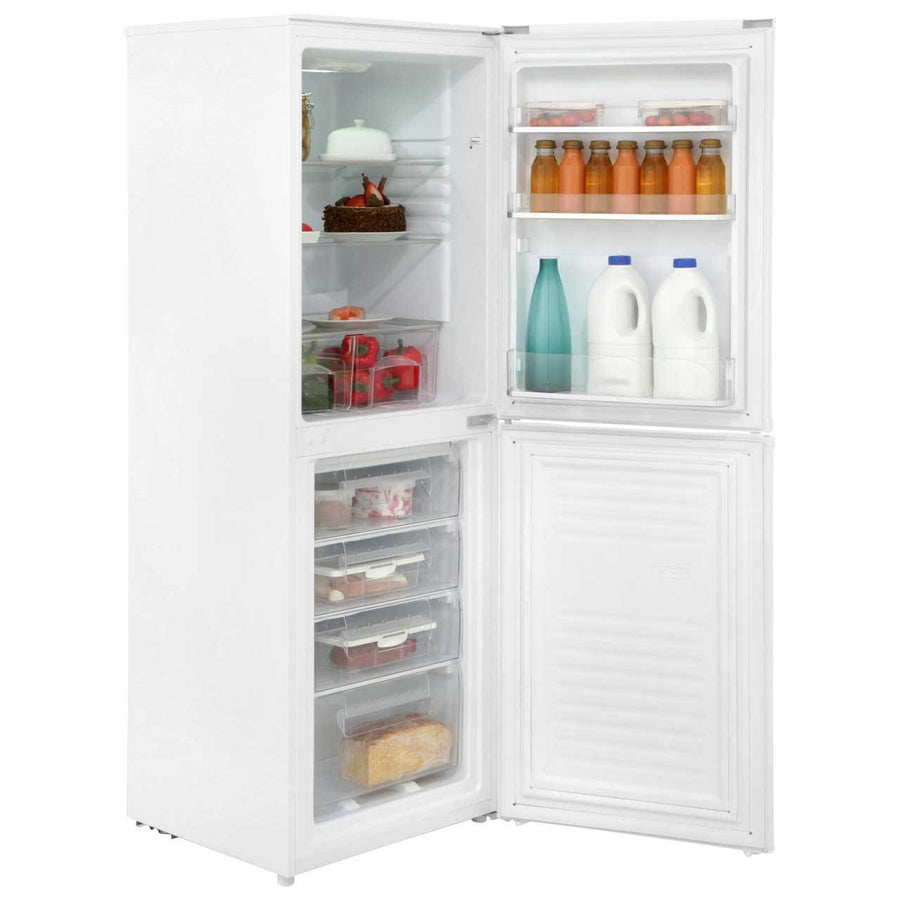 Hoover HVBS5162WK 50/50 Fridge Freezer - White - A+ Rated