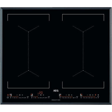 AEG IKE64651FB 60cm 4 Zone Maxisense Induction Hob