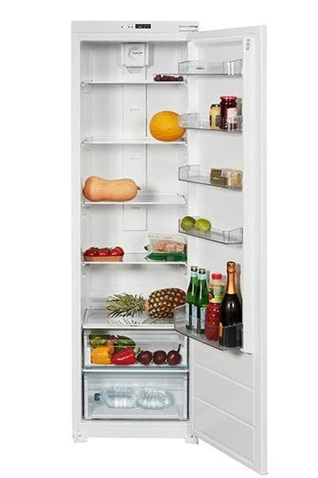Nordmende RITL397A+ Integrated Tall Larder Fridge - A+ energy rating
