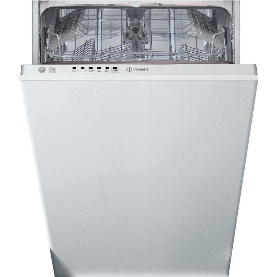 Indesit DSIE2B10UKN Built In Slim Line 10 Place Settings Dishwasher - A+ Rated