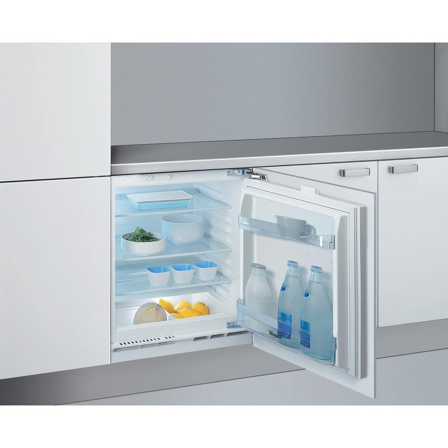 Whirlpool ARG146ALA1 60cm Built In Undercounter Fridge - A+ Rated