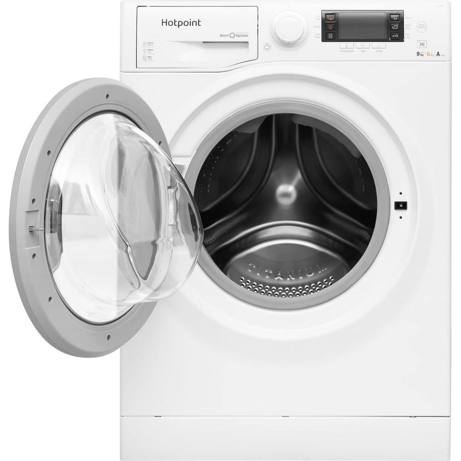 Hotpoint RD966JDUK Freestanding 1600rpm 9kg/6kg Washer Dryer - A Rated