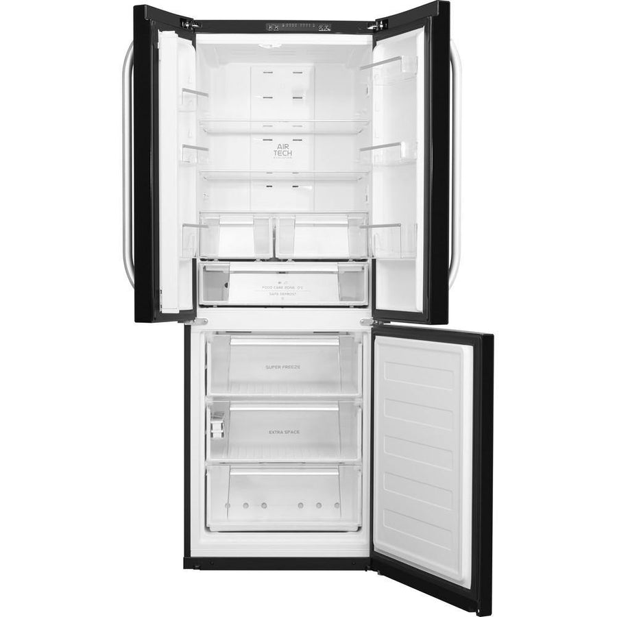 Hotpoint FFU3D.1K 60/40 Frost Free Fridge Freezer - Black - A+ Rated
