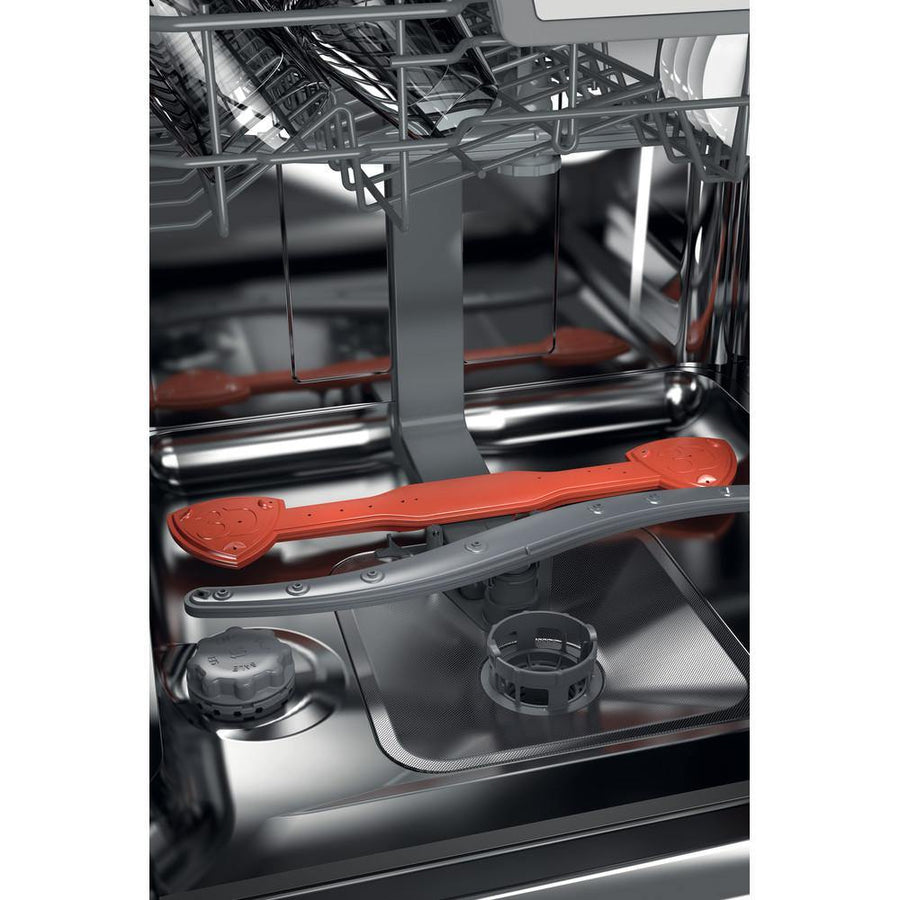 Hotpoint HIC3C33CWEUK Integrated 14 Place Settings Dishwasher With ActiveDry - A+++ Rated