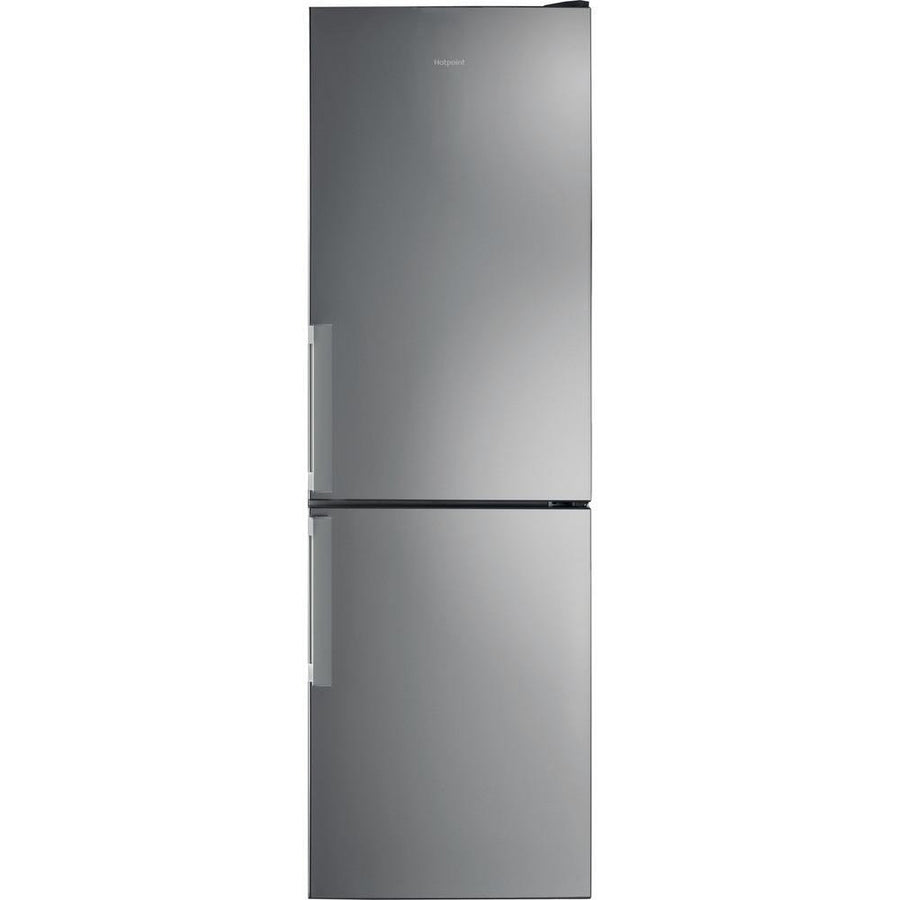 Hotpoint H5T811IMXH1 Total No Frost 60cm 60 40 Fridge Freezer In Stainless Steel