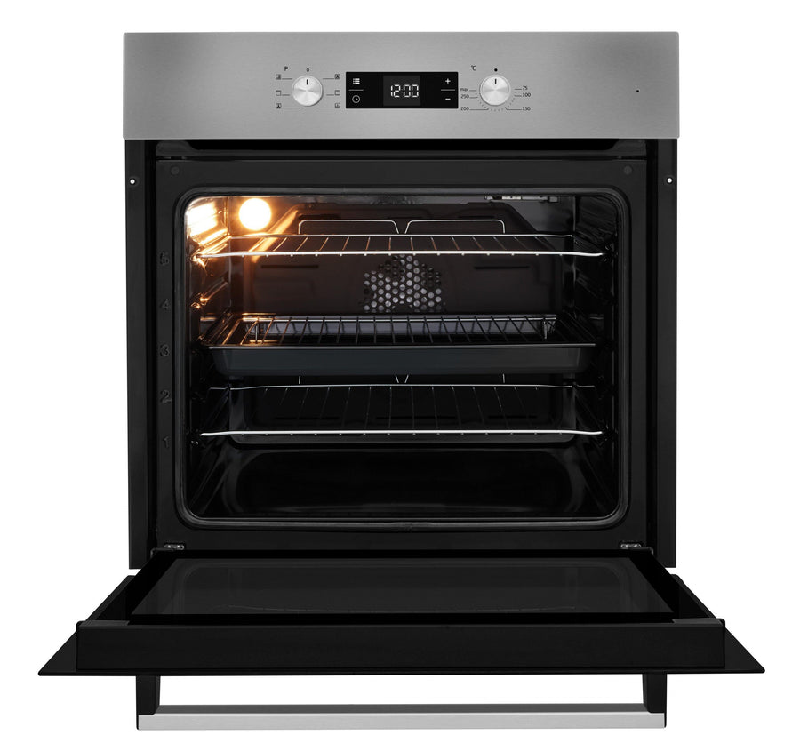 Beko BRIE22300XD Single Multi-function Oven 71L Oven Cavity