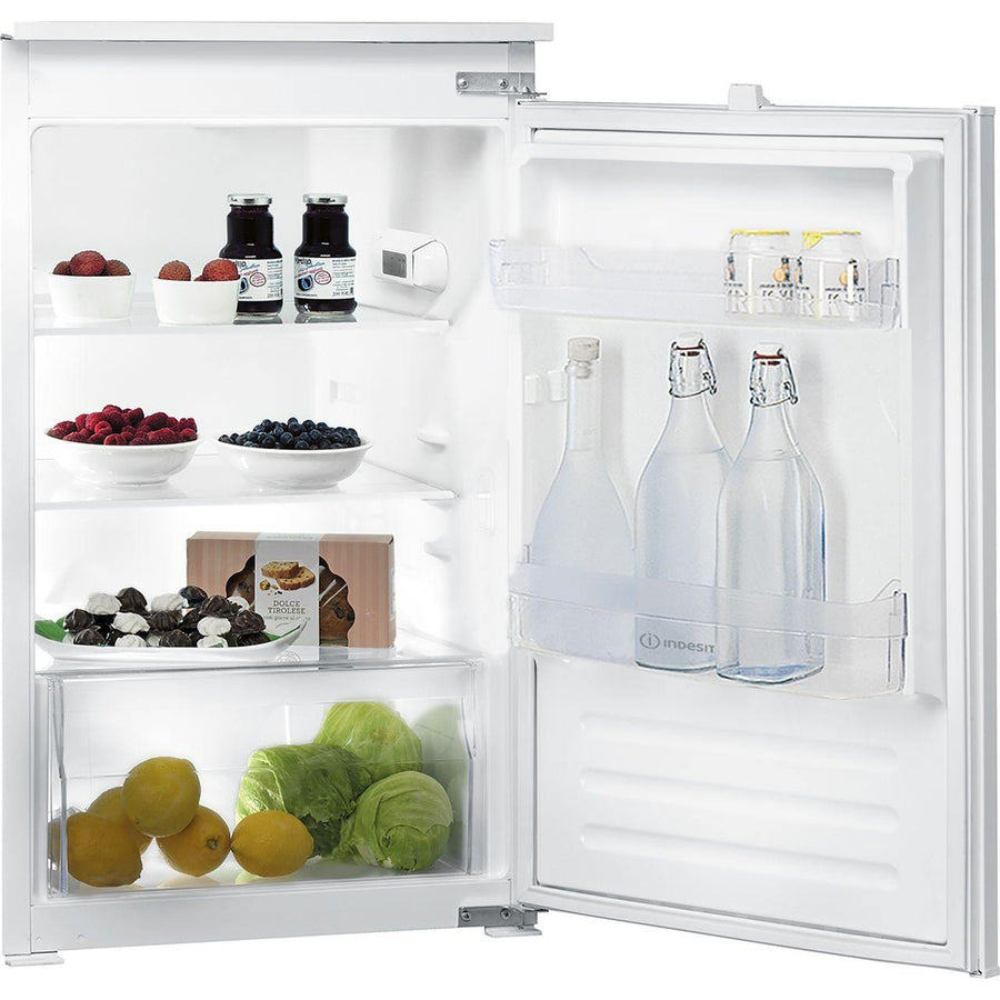 Indesit INS9011 - Integrated Upright Fridge - A+ Rated