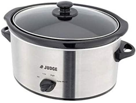 Judge Slow Cooker 5.5L