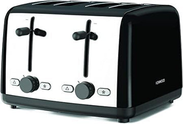 Kennwood 4 Slice Toaster in Black