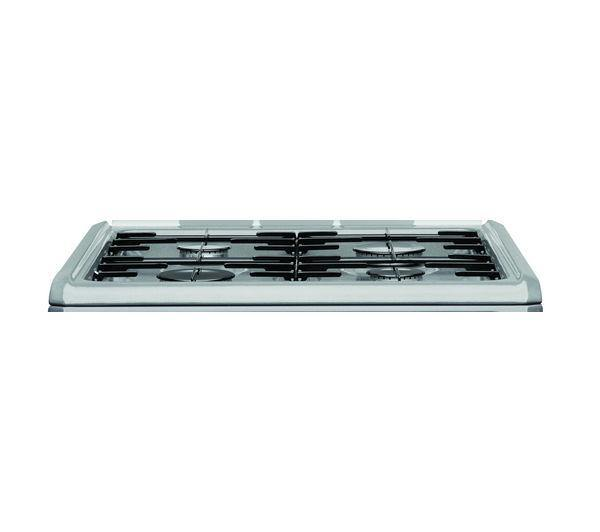HOTPOINT HUG61G - 60cm Gas Cooker - Graphite - Free 6 Months Gas (Contact Store For More Info)