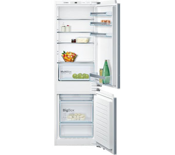 Bosch KIN86VF30G Integrated 60/40 Fridge Freezer, Fixed Door Hinge * £70 Cashback