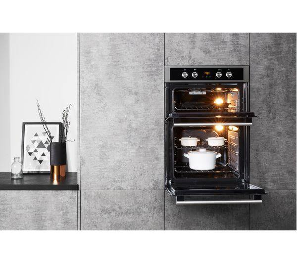 Hotpoint Class 2 DD2844CIX Built In Double Oven - Stainless Steel - A/A Rated