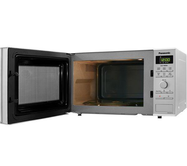 PANASONIC NN-SD27HSBPQ Solo Microwave In Stainless Steel