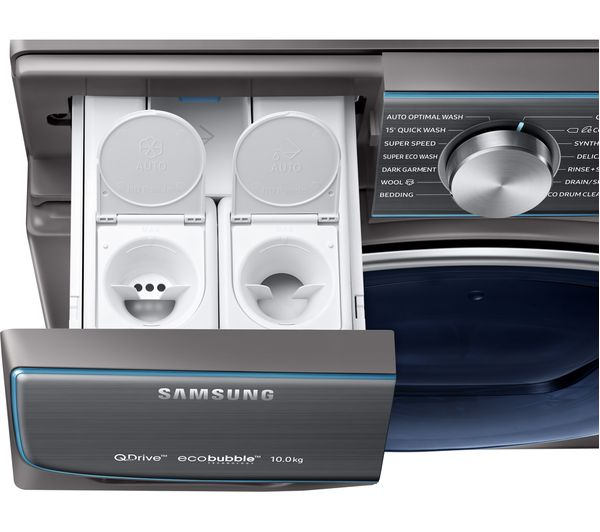 Samsung WD90N645OOX 9kg/5kg - Washer Dryer – Graphite with Free 5yr Parts & Labour Warranty (T&C Apply)