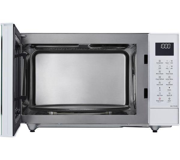 Panasonic NN-CT55JWBPQ Combination Microwave In White