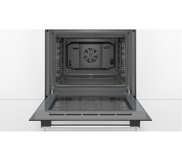 Bosch HHF113BR0B Serie 2 Built-in oven Stainless steel