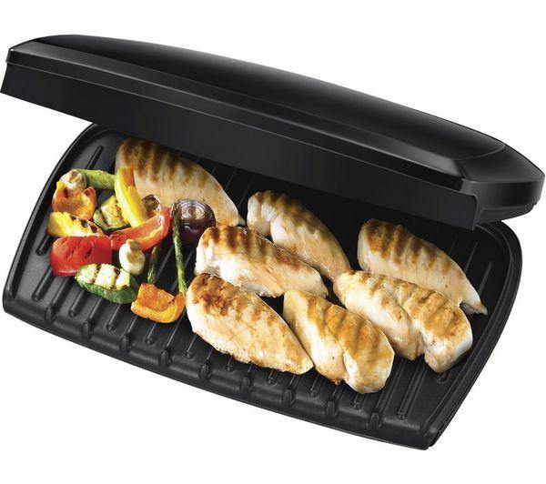 George Foreman 23440 10 Portion Health Grill