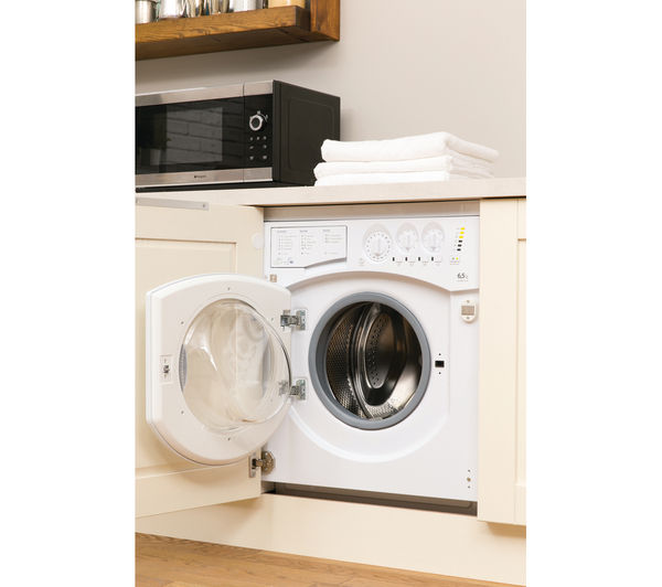 HOTPOINT BHWD129 Aquarius Integrated Washer Dryer