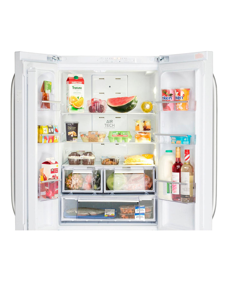 Hotpoint FFU3D.1W 60/40 Frost Free Fridge Freezer - White - A+ Rated
