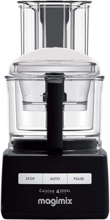 Magimix 18473 4200XL Food Processor, Black