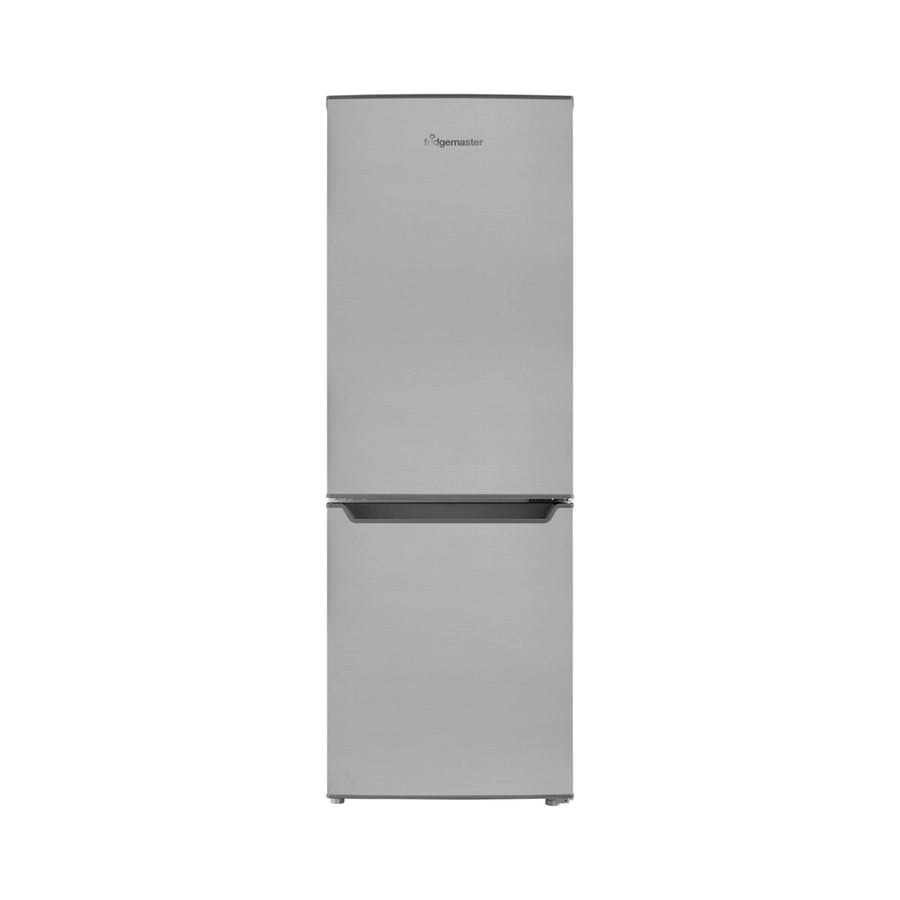 Fridgemaster MC50165S 60/40 Fridge Freezer - Silver - A+ Rated