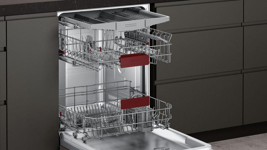 Neff S723M60X0G Fully-Integrated 60 cm Dishwasher