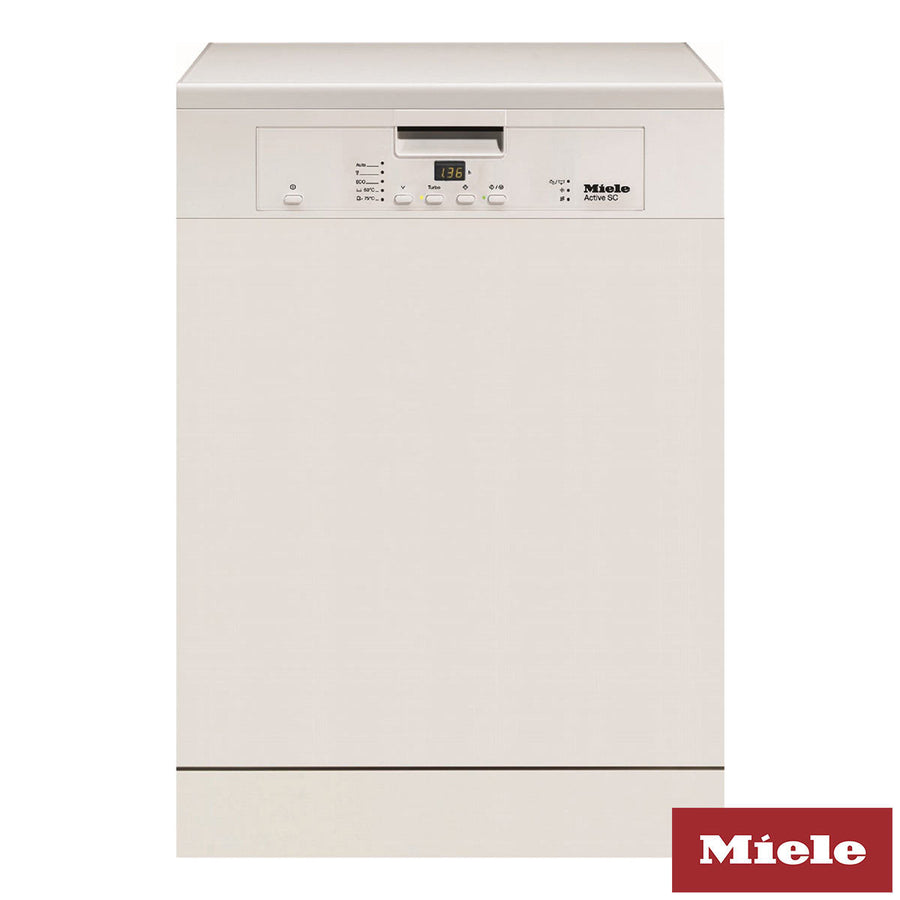 Miele G4203SC Active  14 Place Freestanding Dishwasher - White