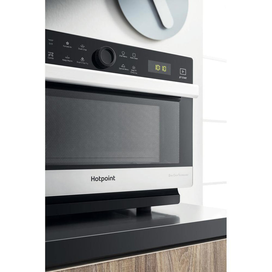 Hotpoint MWH338SX Supreme Chef 33L Combination Microwave Oven