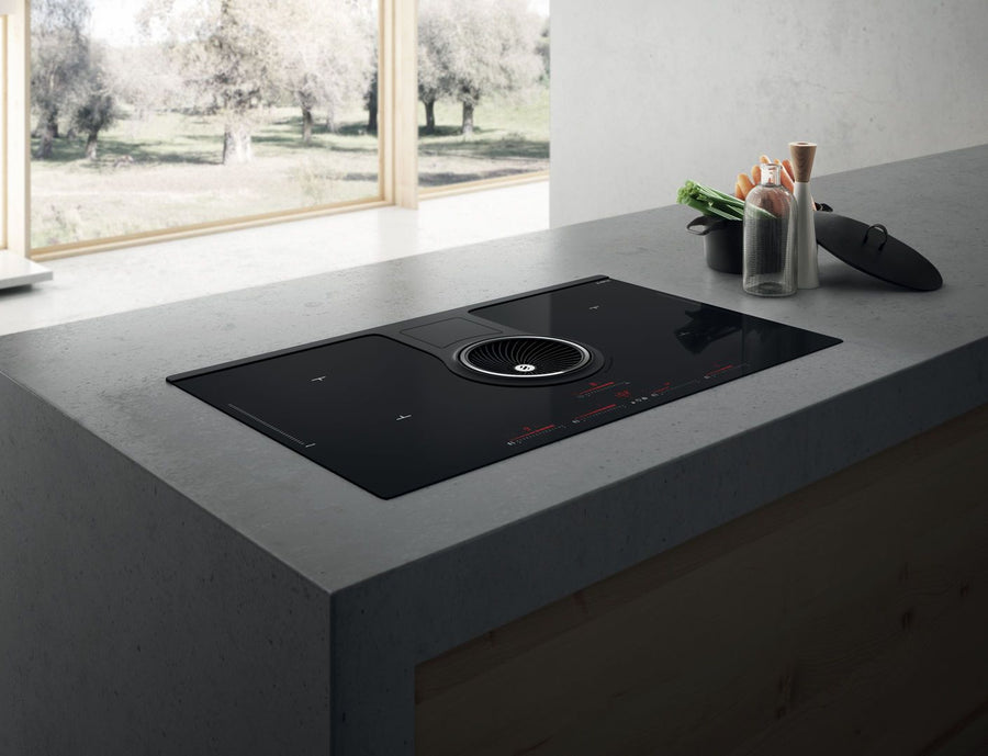 Elica Nikola Tesla Extractor and hob in one - Please call for our best price!!